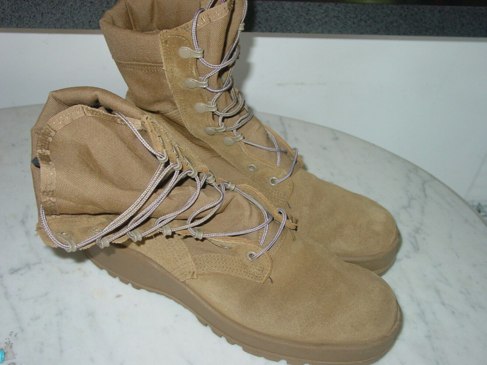 Mens Altama 285 102 Hot Weather Desert Combat Boots  Size 10.5