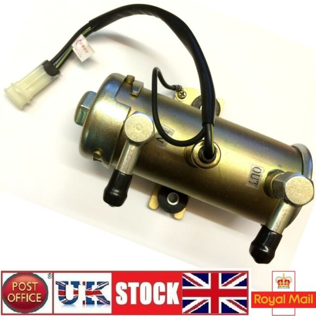 Facet Red Top Style Petrol Diesel Fuel Pump Kit Universal 12V Electric HRF-027