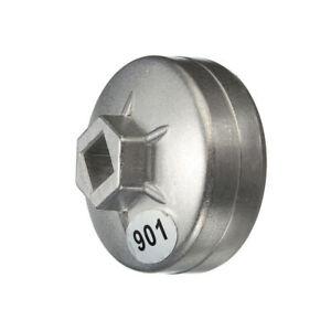 Car-65mm-14-Flute-Aluminum-Oil-Filter-Wrench-Socket-Remover-Kit-For-Honda-NEW