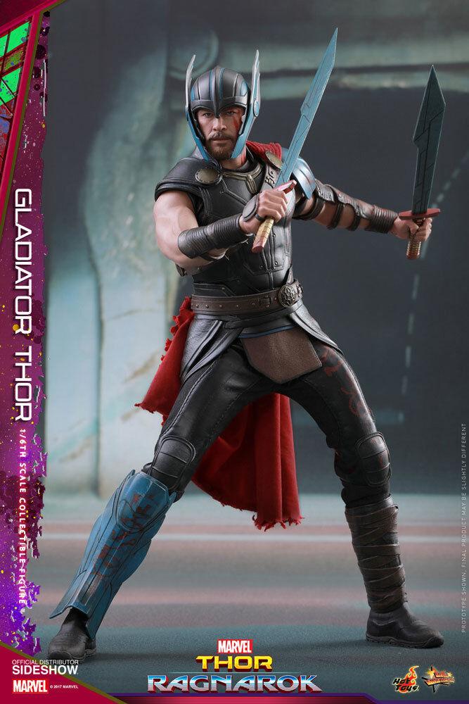 1 6 Thor  Ragnarok Gladiador Thor MMS Hot Juguetes 903209