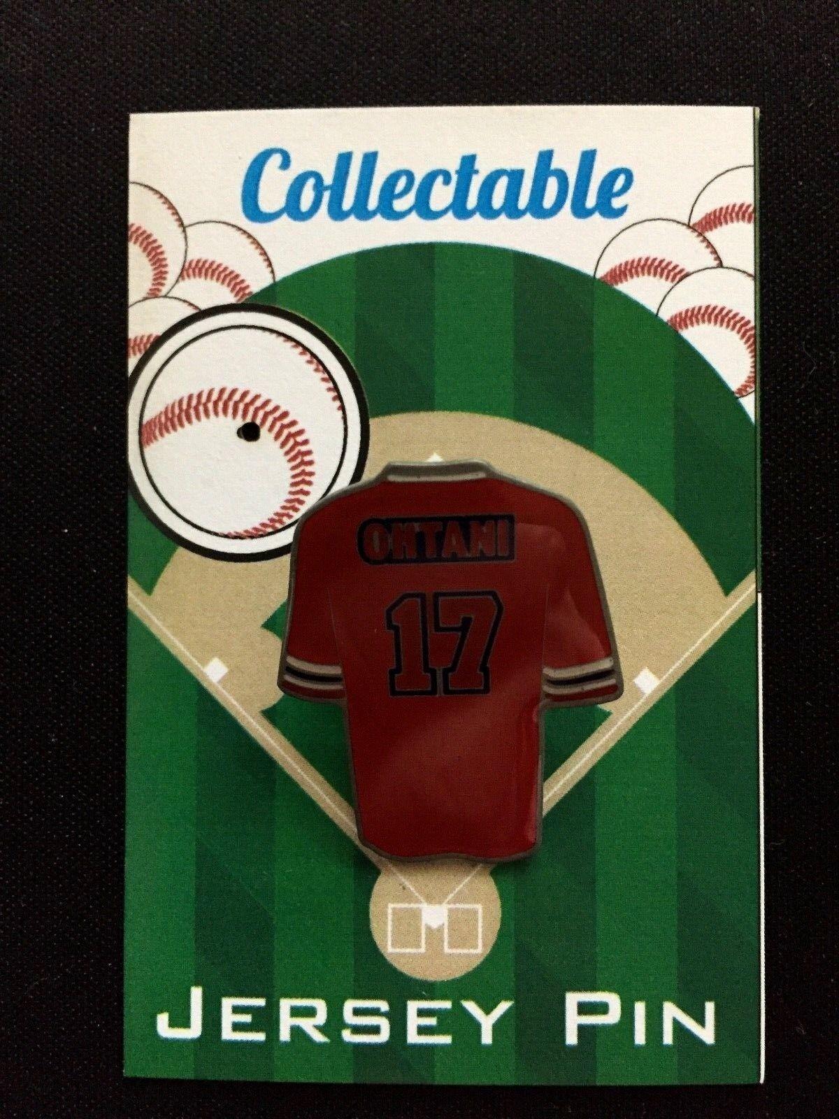 Los Angeles Shohei Ohtani Trikot Revers Pin-Collectible Klassiker-  1 Verkäufer  | Offizielle Webseite