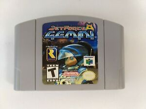 Jet-Force-Gemini-Nintendo-64-N64-Video-Game-FPS-Shooter-Authentic