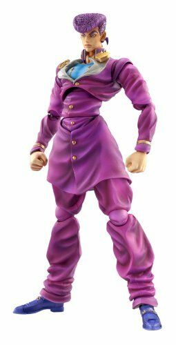 New Super Action Statue JoJo's Bizarre Adventure Josuke Higashikata 2nd F S