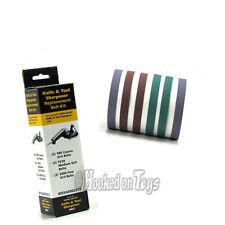 Work Sharp - Knife & Tool Sharpener Replacement Belt Accessory Kit WSA0002012