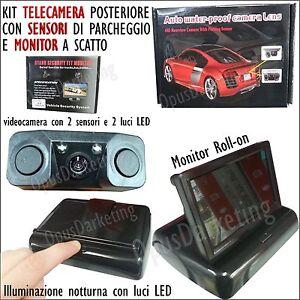 giulietta 2 PARCHEGGIO PER ASSISTENTE DI SENSORI AUTO MONITOR LCD KIT ALFA 7p1US