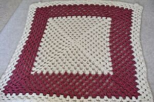Hand Made Lap Afghan