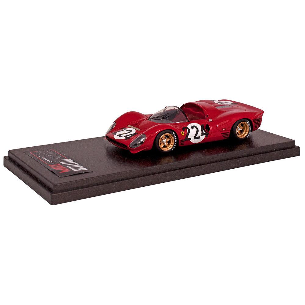 MG Model 1 43 Ferrari 330P4  224 Targa Florio 1967