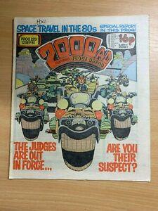 2000AD-PROG-229-12-SEPT-1981-UK-LARGE-PAPER-COMIC-2ND-ROGUE-TROOPER-APPEARANCE