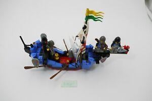 Lego-Castle-6057-Black-Knights-Sea-Serpent-100-COMPLETE