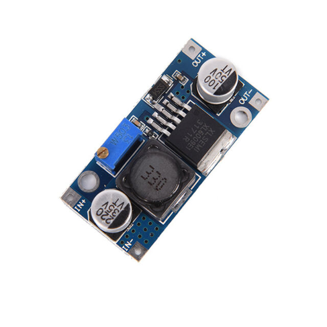 1pc dc-dc adjustable voltage booster power supply step up 1.5v -35v xl6009 HF