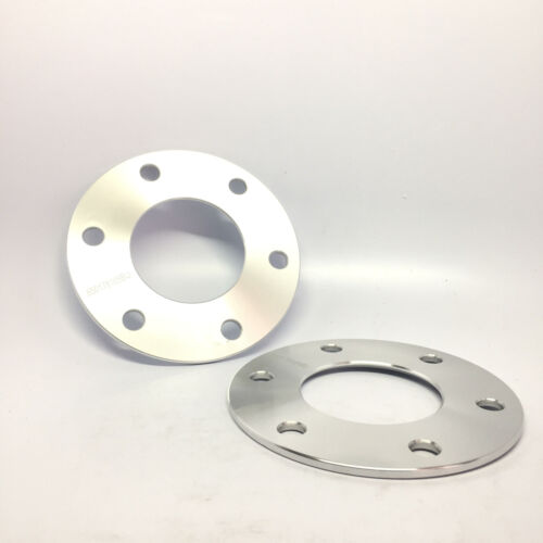 """¦ 14X1.577.8mm Bore 6X139.7 2X Hubcentric 6mm 1//4/"""" Wheel Spacers ¦ 6x5.5"""