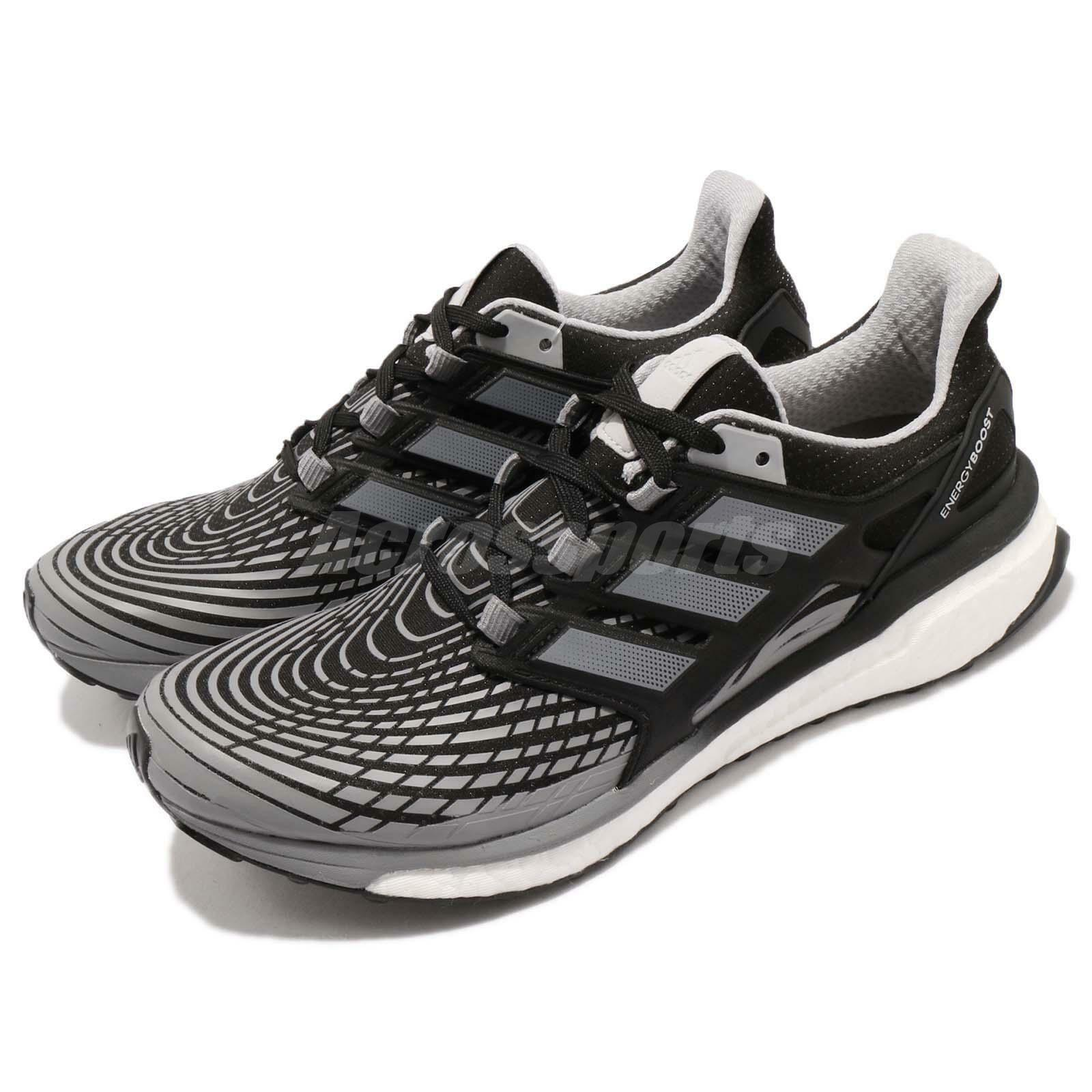 Adidas Energy Boost M M M Continental Core Black Grey Men Running shoes CP9541 3580fe