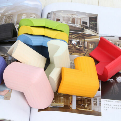 4X Baby Safe Cushion Corner Protector Anti-crash Soft Desk Table Guard CoverJDUK