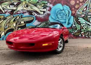 1995 Pontiac Firebird Formula