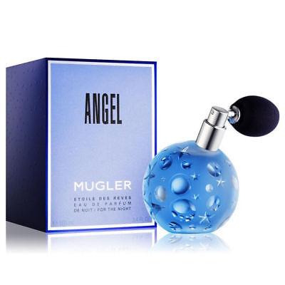 Thierry Mugler Angel Etoile Des Reves Eau De Parfum 34oz 100ml