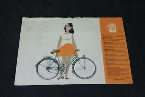 Age-Print-Diamond-Ladies-Bicycle-Old-Vintage-Advertisement-Advertising