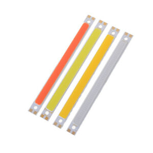 120x10mm-12-V-10-Watt-LED-COB-Streifen-Lampe-Chip-LED-Panel-Licht-4-Farbe-ZF
