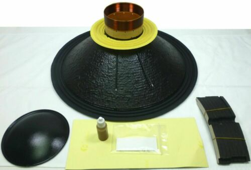 """18 Sound 18LW2400 Replacement ReCone Kit Assembly 18/"""" Speaker 4/"""" VC 8Ω"""