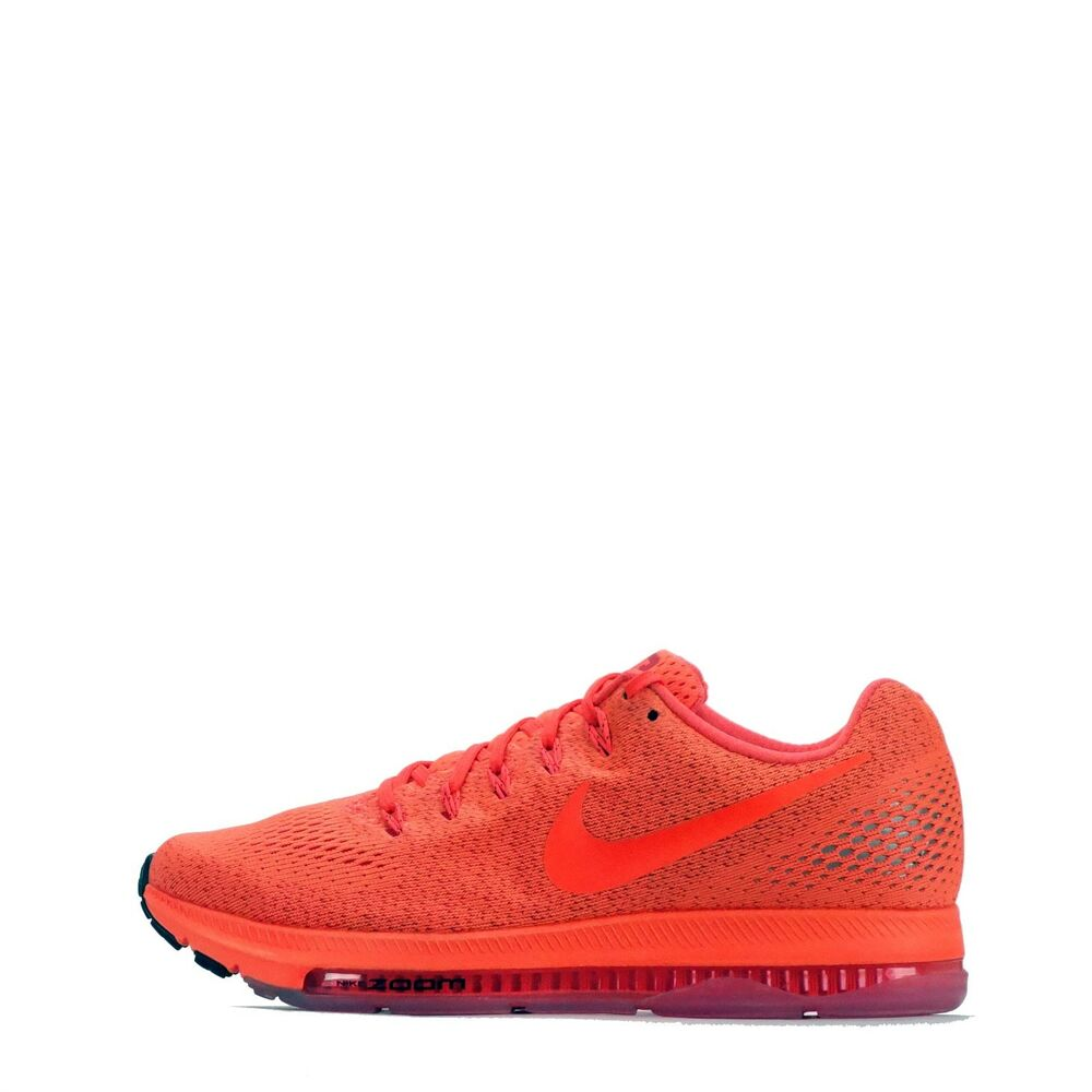 Nike Zoom Tous Dehors bas pour hommes chaussures Course TOTAL cramoisi