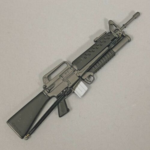 "GRENADE LAUNCHER FOR 1//6TH SCALE OR 12/"" FIGURES 5 21ST CENTURY TOYS M16 RIFLE"