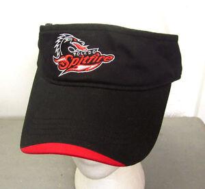 ee6259ed51c83 TOLEDO SPITFIRE women s football NWFA sun visor embroidery hat Ohio ...