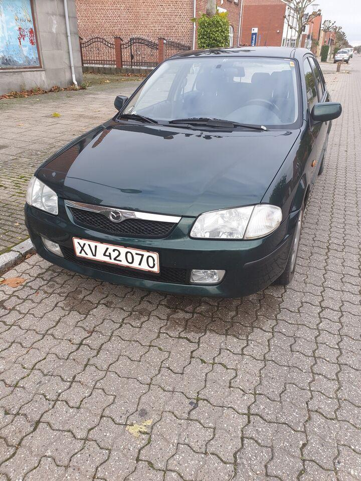Mazda 323F, 1,8i GLX, Benzin