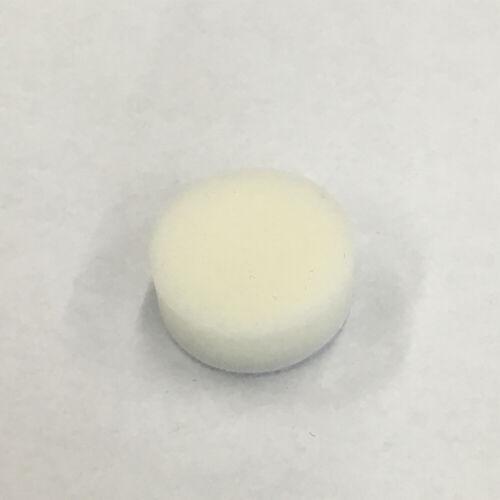 KKD Coarse White Nano Mini 40mm Polishing Pad