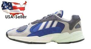 adidas Originals Yung-1 Men's Sneakers US Size 10 F17 Gray/Blue AQ0902 NIB