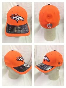 Denver Broncos OFFICIAL 2015 New Era 39Thirty Player Coach Sideline ... 16f7dfe5b1