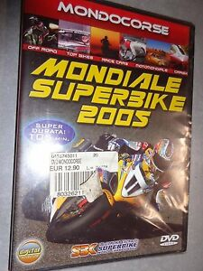 DVD-MUNDIAL-SUPERBIKE-2005-MONDOCORSE-105-MINUTI