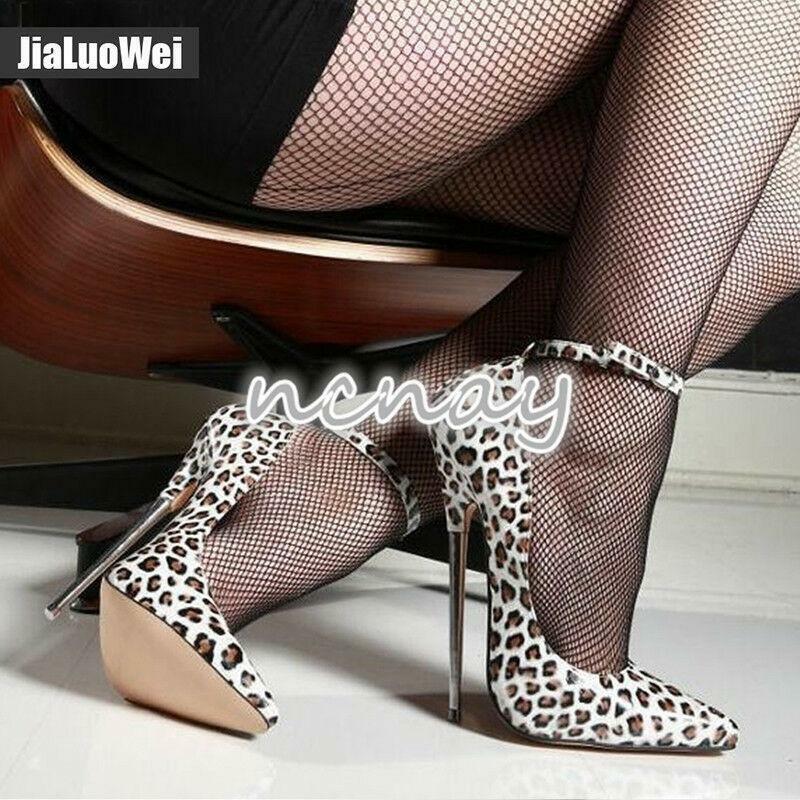 Damen Tanzschuhe Clubwear club Stiletto High heels Riemchen Pumps Gr.36-46 sexy