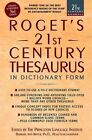 Roget's 21st Century Thesaurus: In Dictionary Form by Barbara Ann Kipfer (Paperback, 2006)