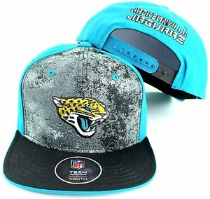 f63170fbe18 Image is loading Jacksonville-Jaguars-Cap-Hat-Youth-Boys-NFL-034-