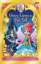 When The Clock Strikes Cupid: Once Upon a Twist Book 1 (Ever After High), Mattel