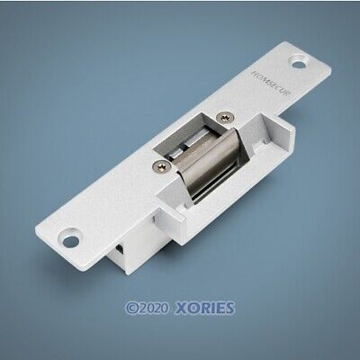Stainless12V Electric Lock Door Closed When Power OFF For Video Doorphone System