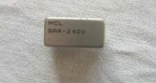 MCL SRA-2400 Mini Circuits Frequency Mixer Balanced Mod  750MHz - 2400MHz