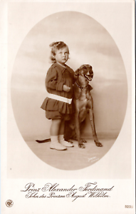 Prinz-Alexander-Ferdinand-von-Preussen-Vintage-silver-print-Le-prince-Alexandr