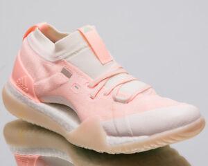 Adidas Pureboost X TR 3.0 Femmes S Corail Athletic Gym Cross Entraînement Baskets Chaussure