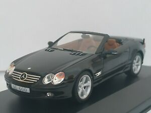 1-43-MERCEDES-BENZ-SL600-SL-600-V12-COCHE-DE-METAL-A-ESCALA-CAR-SCALE-DIECAST