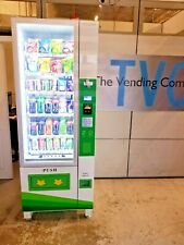 New Combo Vending Machine 1 Year Warranty Tvc America