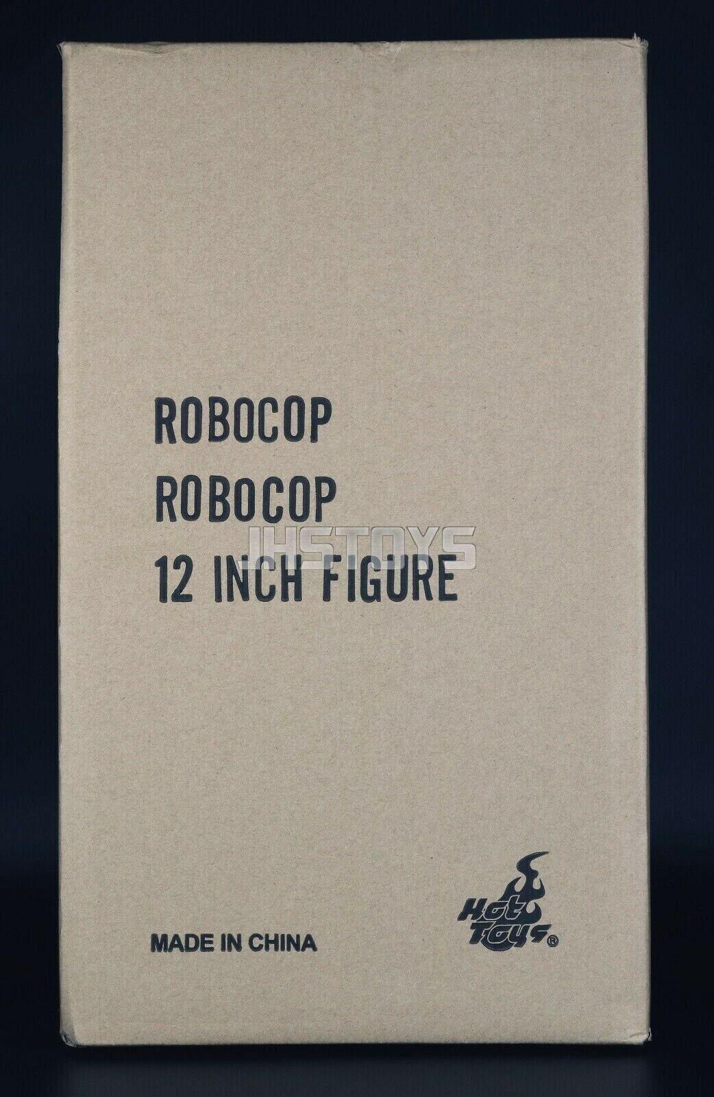 New heiß Spielzeugs 1 6 Robocop w  Sound Effect MMS202D04 Diecast EMS