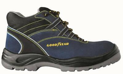 Scarpe antinfortunistiche GOODYEAR S1P 109 Alte Invernali Trekking Leggere | eBay