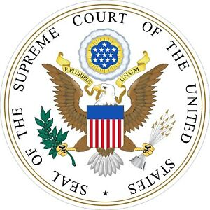 U-S-Supreme-Court-Seal-Decals-Stickers