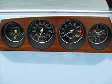 BMW E9 3.0CSi  komplette Tachoeinheit Tacho Drehzahlmesser Uhr Kombiinstrument