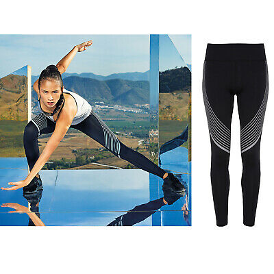 Yoga Workout Sportswear Strict Tridri Women's Performance Reflective Leggings tr306