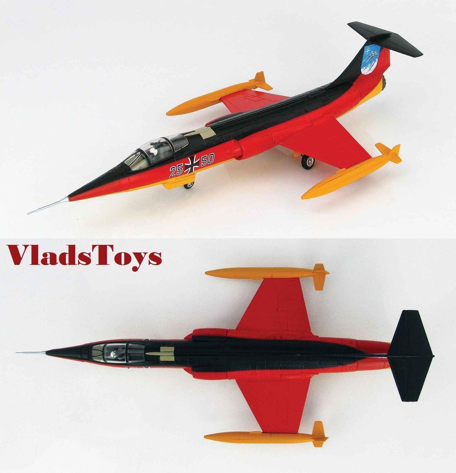 Hobby - meister 1 72 f-104g starfighter luftwaffe jg 34 memmingen ann ha1040.