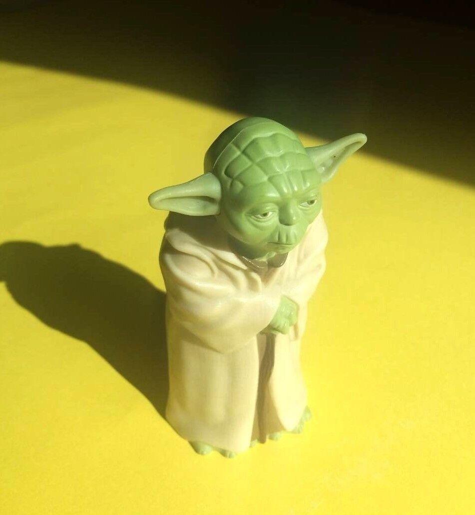 Star Wars Yoda Jedi figure - McDonald's edition - Jedi Yoda - 2009 9810aa