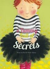 A Tummy Full of Secrets - Good - van Hest, Pimm - Hardcover