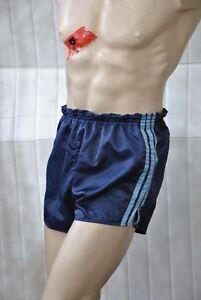 Details zu adidas Fußballhose Sporthose shorts football 80s TRUE VINTAGE silky sport trunks