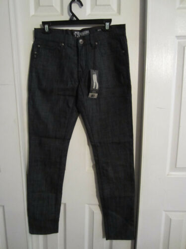 SOCIAL COLLISION RAW DENIM RUDE FIT JEAN FROM HOT TOPIC DIFFERENT SIZES